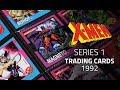 X-Men Jim Lee Trading Cards Series 1 Impel 1992