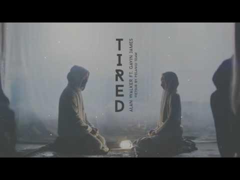 [Vietsub + Lyrics][Audio] Tired - Alan Walker ft. Gavin James