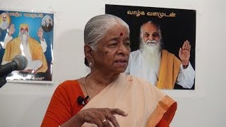 Vethathiri maharishi- secret of soul  part-1/4  by Prof.Ponnammal Jawhr ngar(ஆன்மாவின் இரகசியம் )