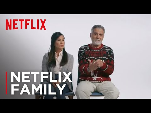 Setting up the TV  Netflix Family