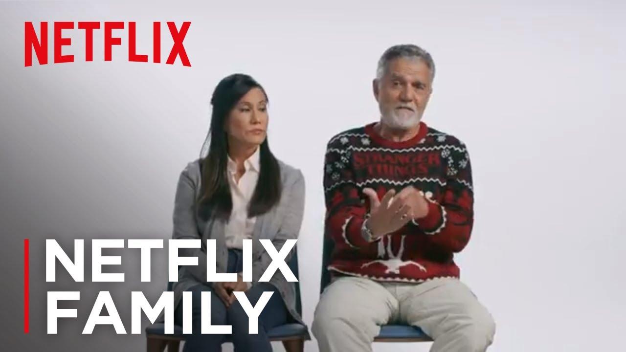 Setting up the TV | Netflix Family