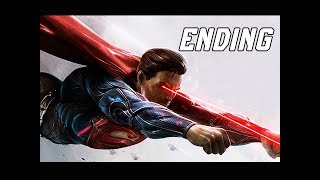 Injustice Gods Among Us Walkthrough Part 7 - ENDING Superman (Let's Play Commentary)