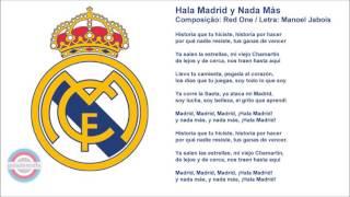 Baixar Canção Real Madrid: Hala Madrid y Nada Más