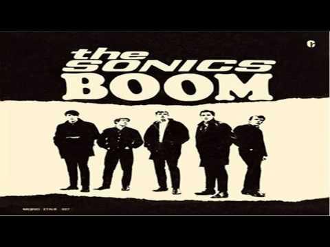 The Sonics-Boom -1966 FULL ALBUM Hd Mp3