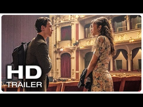 Peter & MJ Date Night Scene - SPIDER MAN FAR FROM HOME (2019) Movie CLIP HD