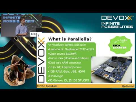 Parallella: An open hardware platform for teaching parallel programming