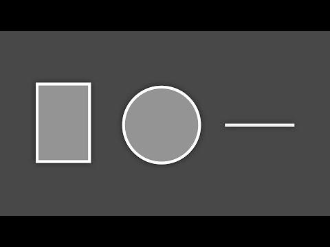 Shape Tools Basics | Photoshop CC