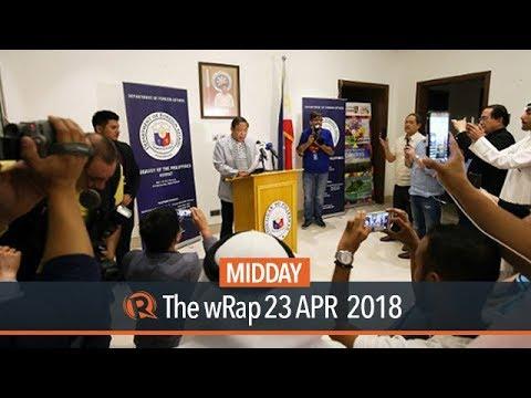 Kuwait arrests 2 Filipinos for urging OFW maids to escape