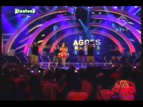 Agnes Monica  Paralyzed  Indigo Awards 2011   YouTube