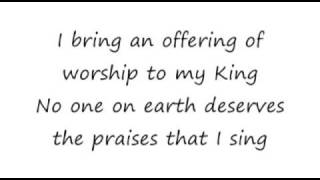 Offering Paul Baloche 16x9 lyrics