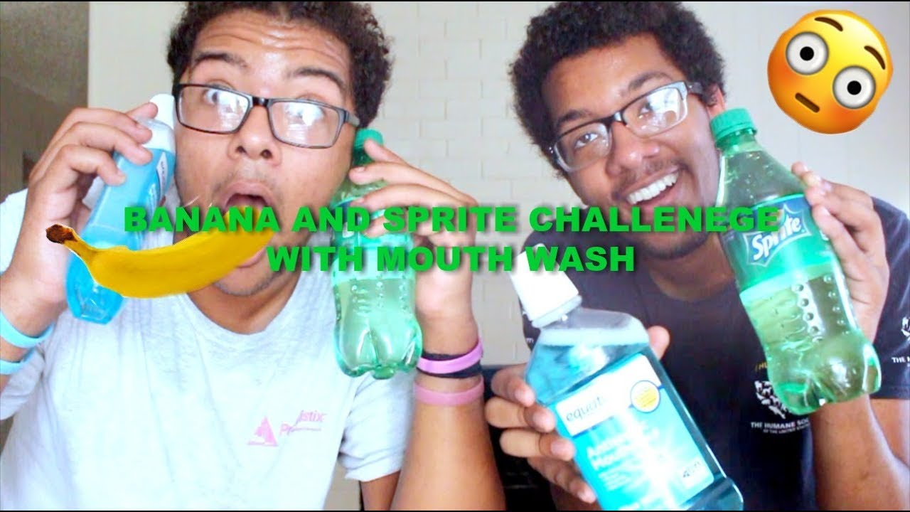 Girl getting drunk by mouthwash video
