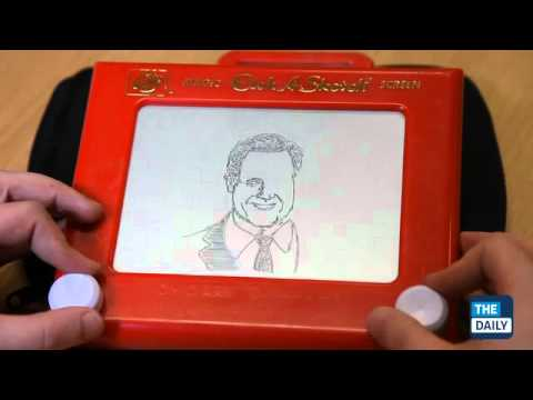 Amazing Etch A Sketch Drawing