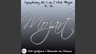 Symphony No.1 in E Flat Major, K. 16: I. Molto Allegro