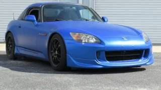 Add a reliable 200 whp to an S2000