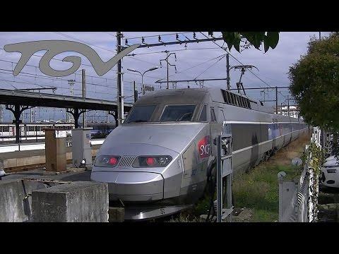 TGV Frances Paris-Hendaya (tren de alta velocidad)