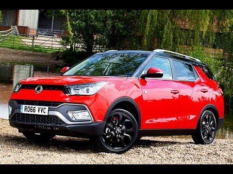 Ssangyong Tivoli Xlv 2017 Car Review Youtube