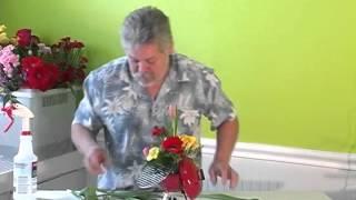 Summer Barbeque Floral Design EP 76