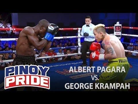 Pinoy Pride 45: Albert Pagara vs. George Krampah