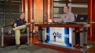 """Host of """"Race To Escape"""" Jimmy Pardo Joins The RE Show in Studio - 7/21/15"""