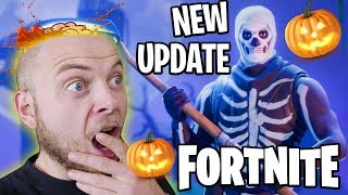 I LOOK FABULOUS!! - *NEW HALLOWEEN UPDATE* - FORTNITE BATTLE ROYALE!! #2
