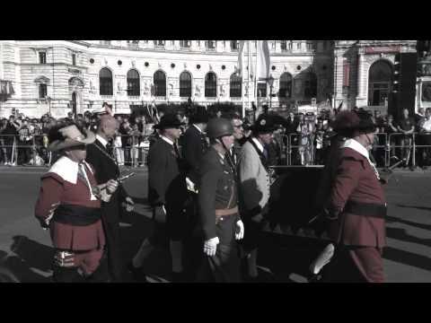 Otto von Habsburg Funeral Vienna