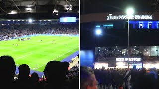 We Went To KING POWER STADIUM To watch The FA Cup 3rd Round (Leicester Vs Wigan) 2020!!