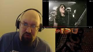 Great old school death metal. Krisiun Murderer reaction