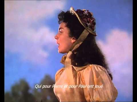La Renarde (Gone To Earth) - Harps in Heaven (Powell & Pressburger) 1950