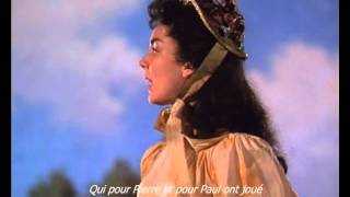 La Renarde (Gone To Earth) - Harps in Heaven (Powell & Pressburger) 1950