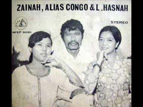 Alias Congo & Zainah Yunus - Si Pengacau