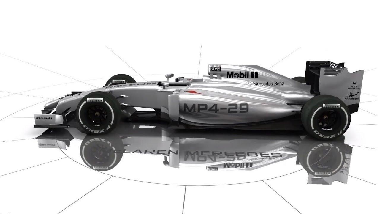 mercedes mclaren f1 2014. mclaren mp4 29 f1 2014 new formula one car opinions mercedes mclaren