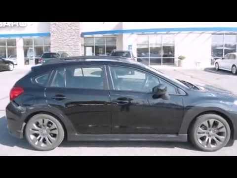 2012 Subaru Impreza Wagon 20i Sport Premium Nate Wade Subaru