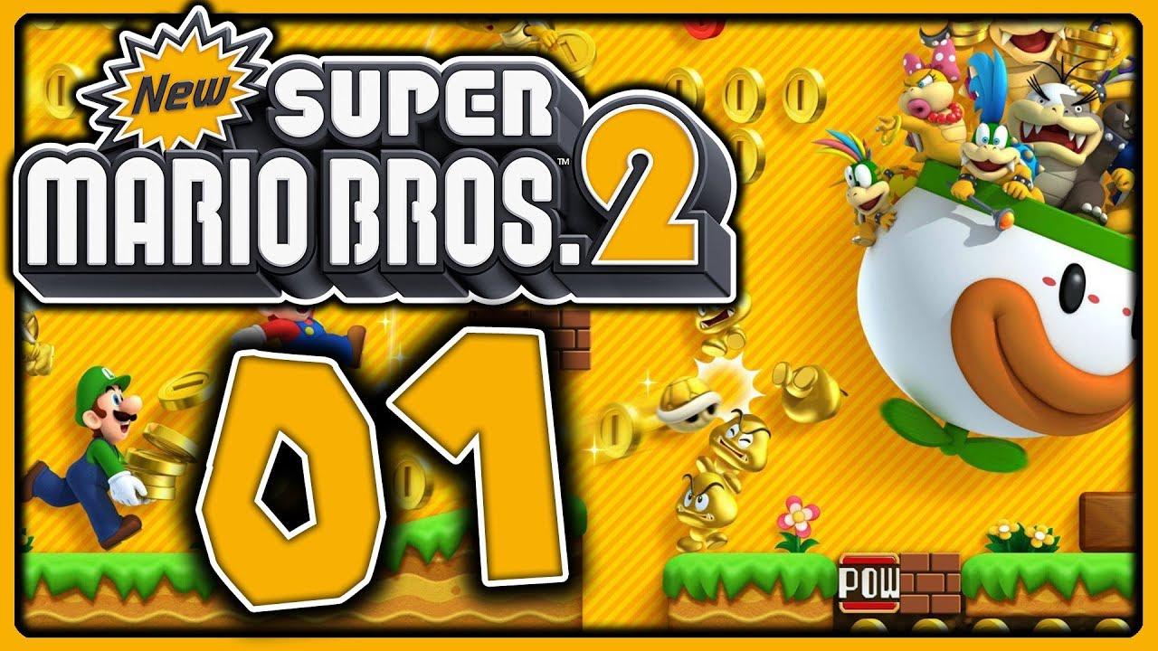 Stream 65 Münzen Münzen Und Münzen New Super Mario Bros 2 1