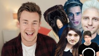 PHOTOSHOPPING YOUTUBERS FACES