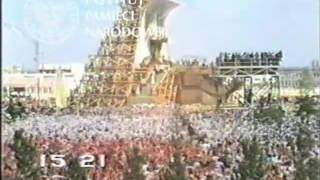 IPNtv: Wizyta Jana Pawła II w Polsce w 1987 r. (Gdańsk Zaspa)