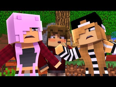 BETH & KATIE FIGHT!? - Parkside University EP14 - Minecraft Roleplay
