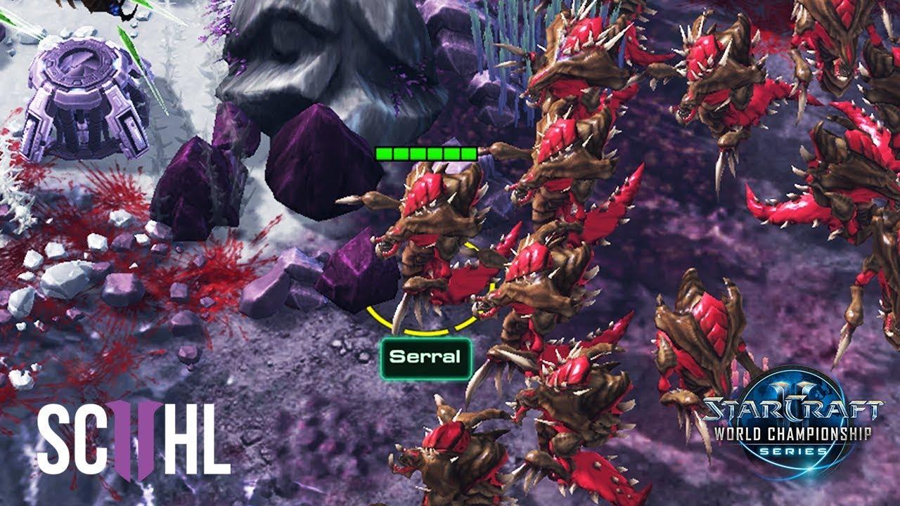 The Starcraft 2 Zerg Strategy