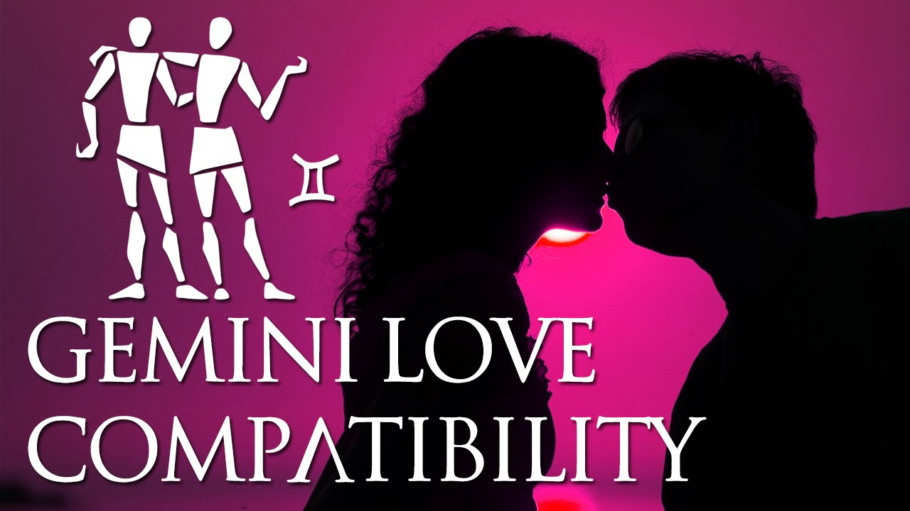 Gemini compatibility: What zodiac sign does Gemini match best with?
