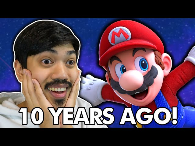 10 Years Later...   Super Mario Galaxy (Revisited) #1