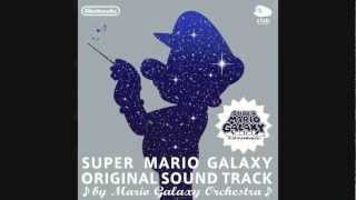 Top 10 Super Mario Galaxy Music