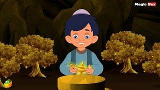 Aladdin And Magician - Arabian Nights In English - Cartoon / Animated Stories