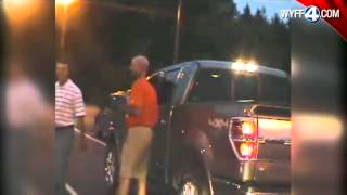 Dabo Swinney stopped, Officer fired
