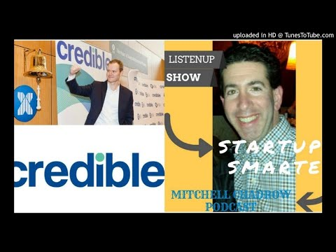 Stephen Dash Credible Founder CEO Discusses the Student Loan Online Marketplace Show 059 1 21 18