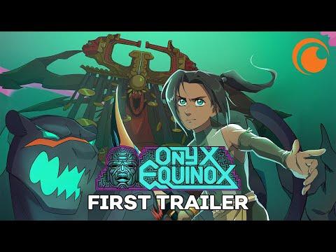 Onyx Equinox | A Crunchyroll Original | OFFICIAL TRAILER