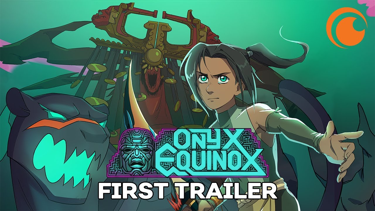 Crunchyroll's New Original Series 'Onyx Equinox' Mixes Fantasy with Mesoamerican Culture