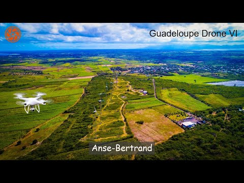 HD Drone Video | Anse-Bertrand
