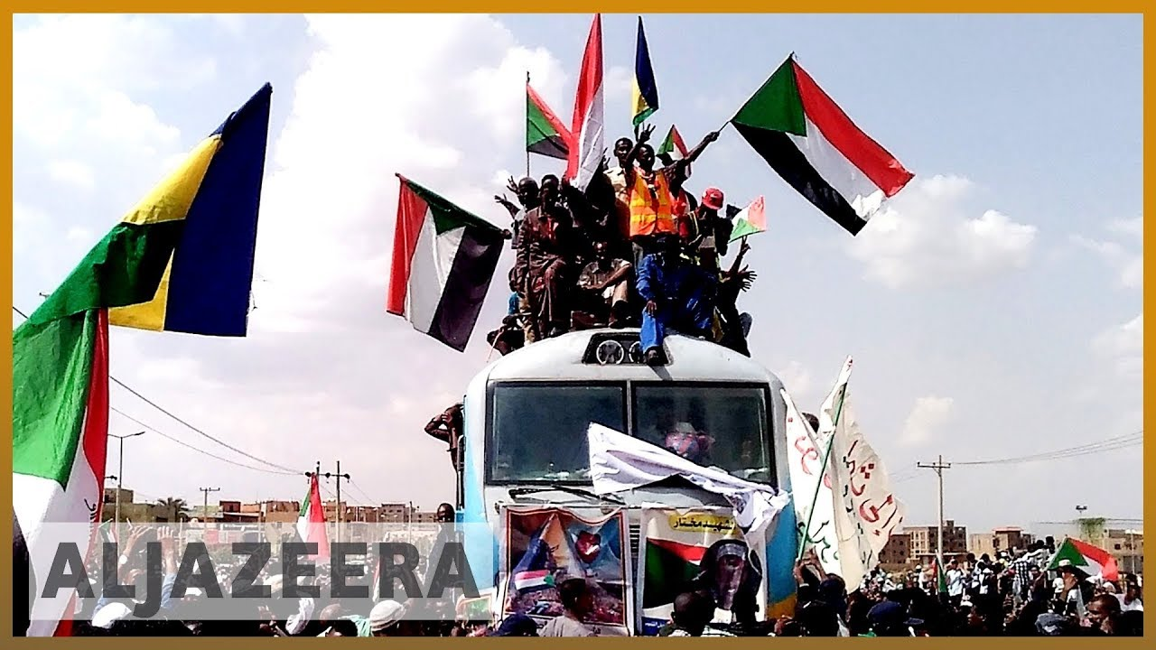AlJazeera English:Sudan: Challenges ahead for new leadership