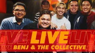 LIVE: Benj + The Collective - Tnght
