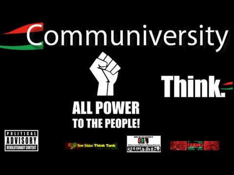 RBG- All Power to the People ! Black Panther Party & Beyond 9of 11