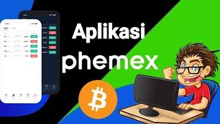 apk phemex exchange cryptocurrency bitcoin get bonus free $100 dolar